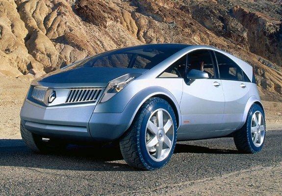 Pictures Of Renault Koleos Concept 2000