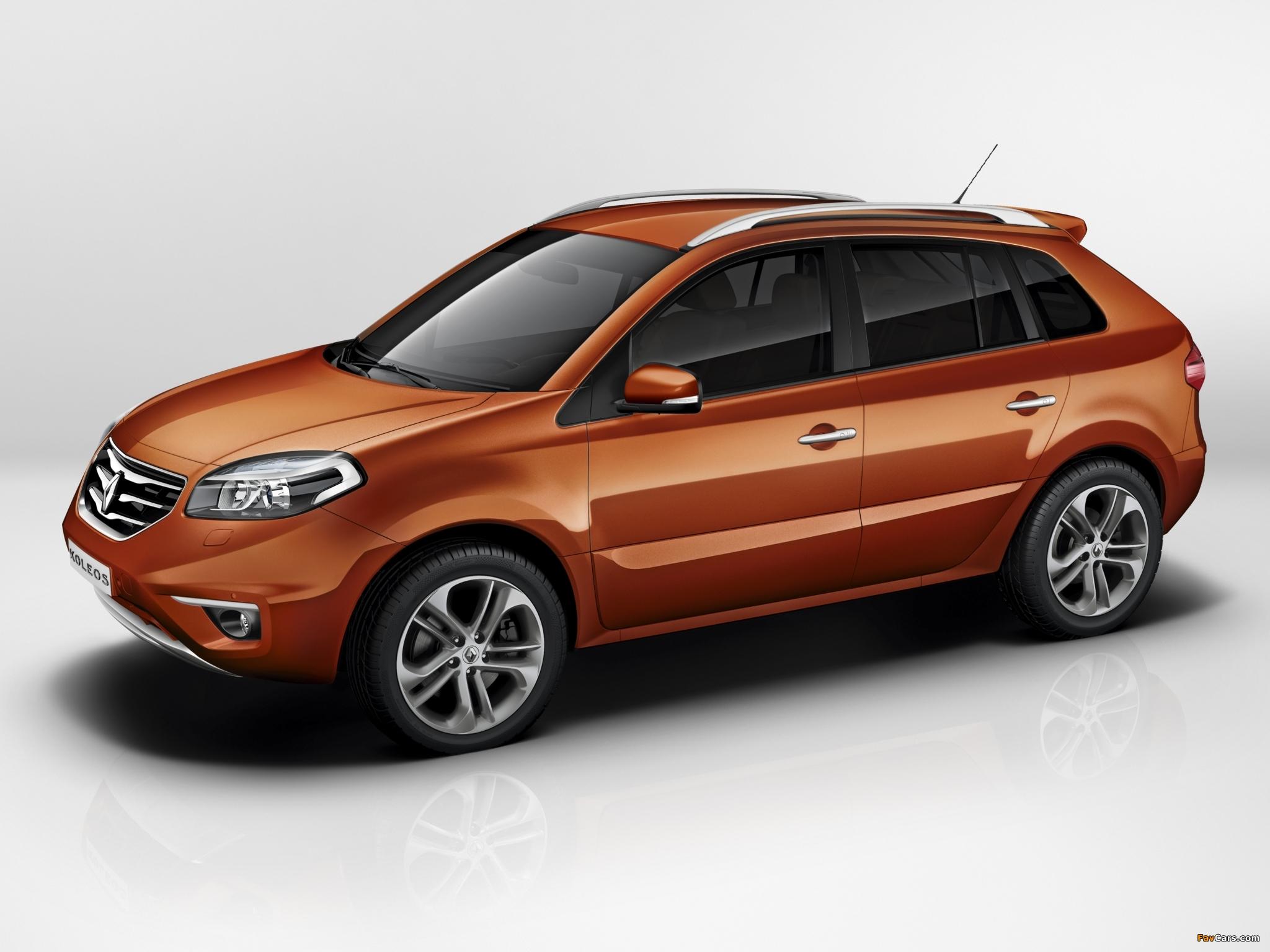 Pictures of Renault Koleos 2011–13 (2048 x 1536)