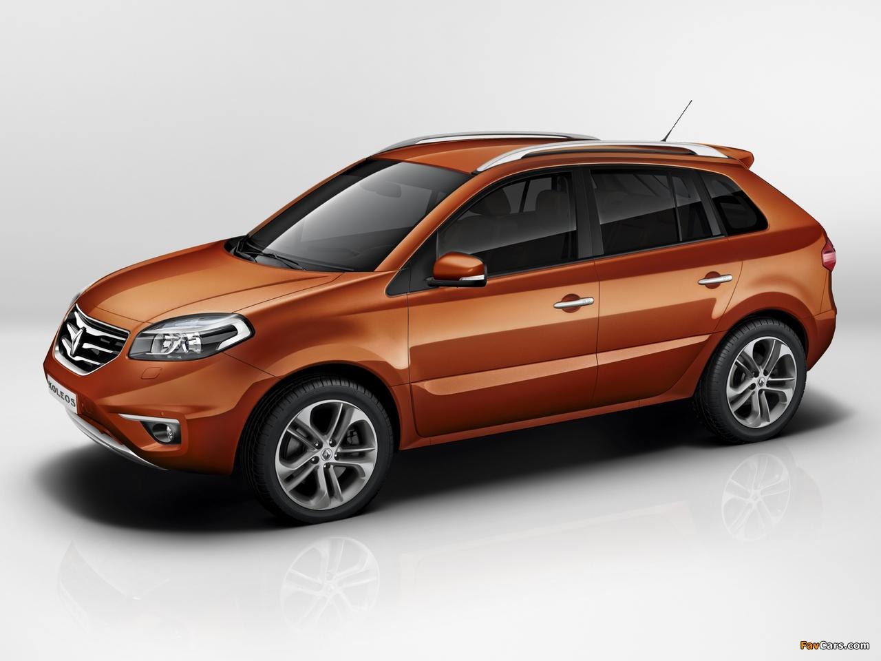 Pictures of Renault Koleos 2011–13 (1280 x 960)