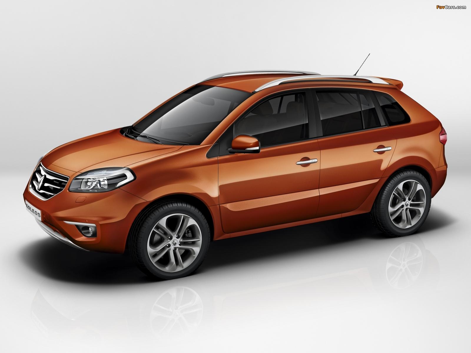 Pictures of Renault Koleos 2011–13 (1600 x 1200)