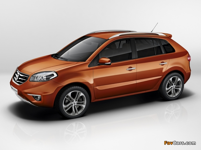Pictures of Renault Koleos 2011–13 (640 x 480)