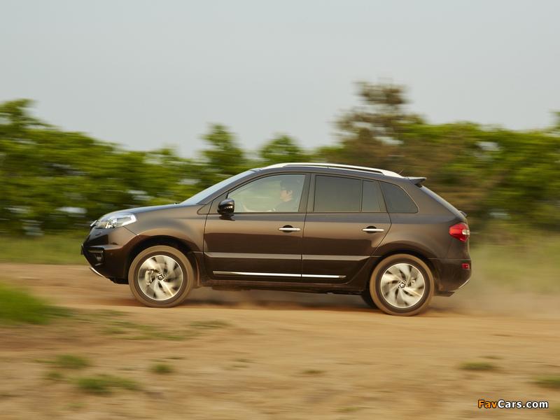 Pictures of Renault Koleos 2013 (800 x 600)