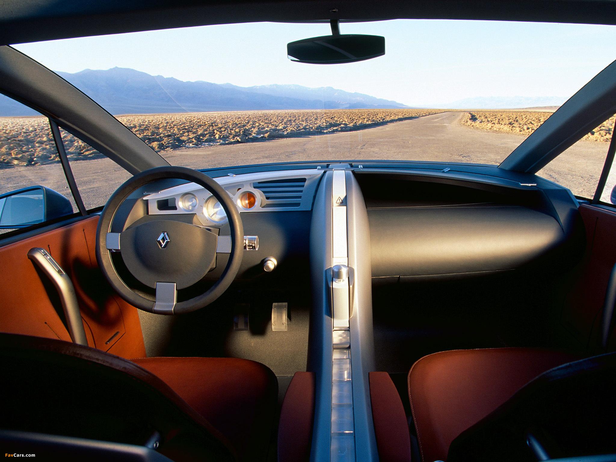 Renault Koleos Concept 2000 images (2048 x 1536)
