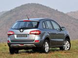 Renault Koleos ZA-spec 2008 photos