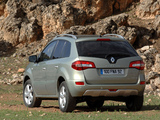 Renault Koleos 2008–11 wallpapers