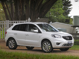 Renault Koleos AU-spec 2011–13 photos