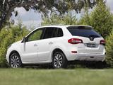 Renault Koleos AU-spec 2011–13 pictures