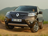 Renault Koleos 2013 wallpapers