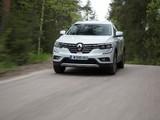 Renault Koleos Initiale Paris 2016 images