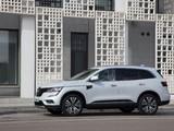 Renault Koleos Initiale Paris 2016 photos