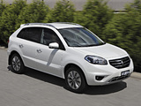 Renault Koleos AU-spec 2011–13 wallpapers