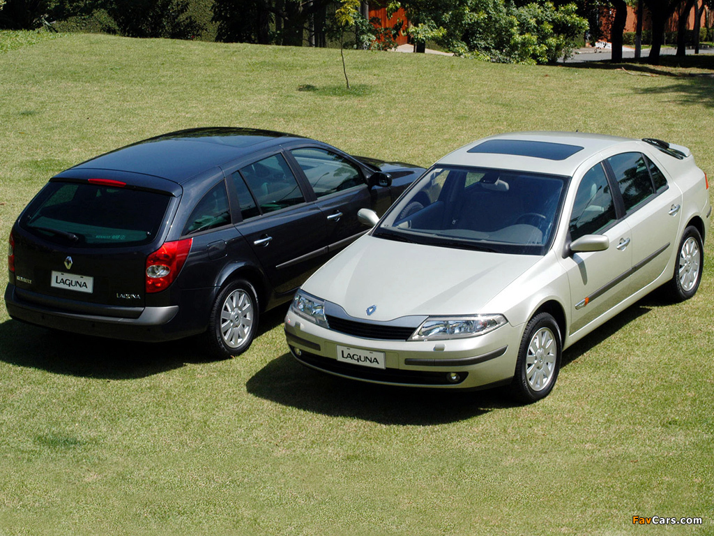 Photos of Renault Laguna (1024 x 768)