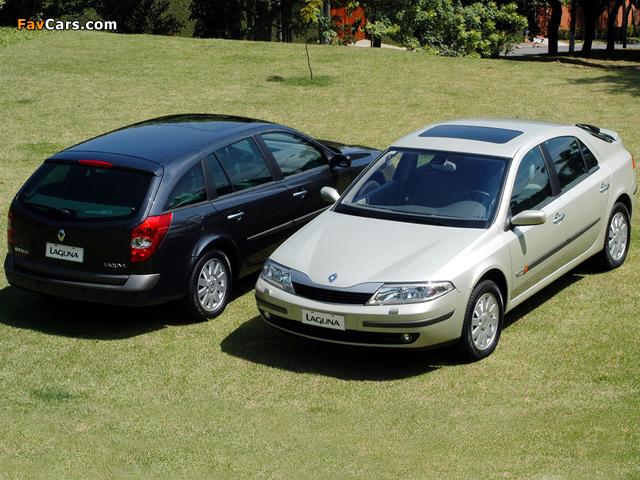 Photos of Renault Laguna (640 x 480)