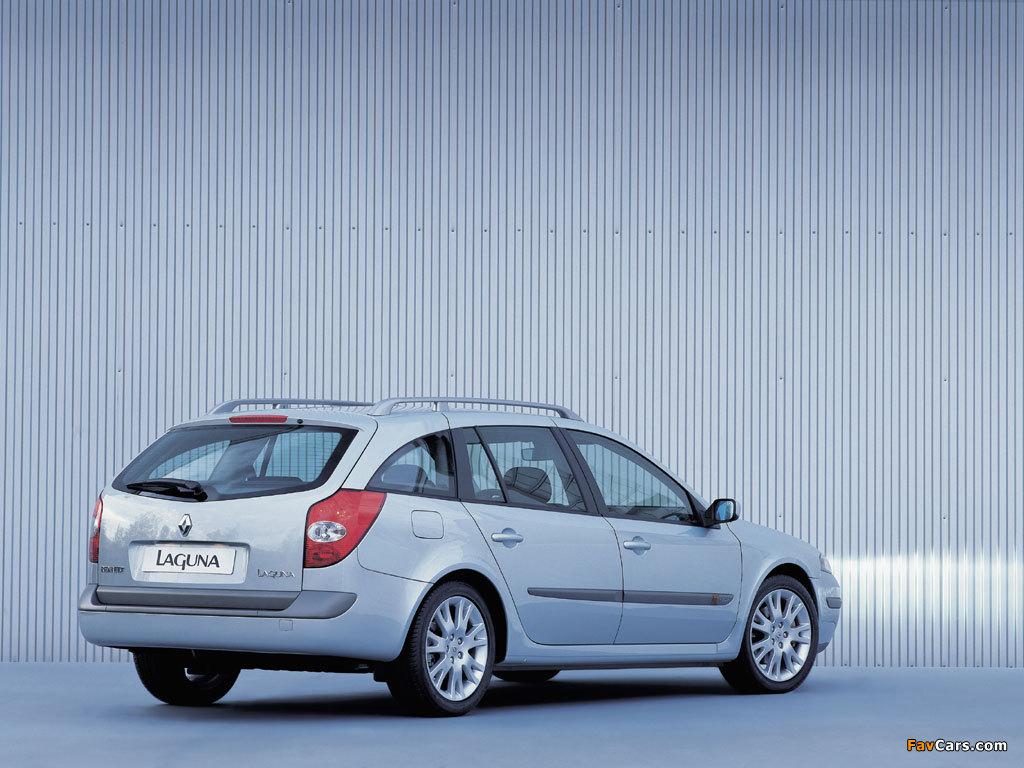 Photos of Renault Laguna Break 2001–05 (1024 x 768)
