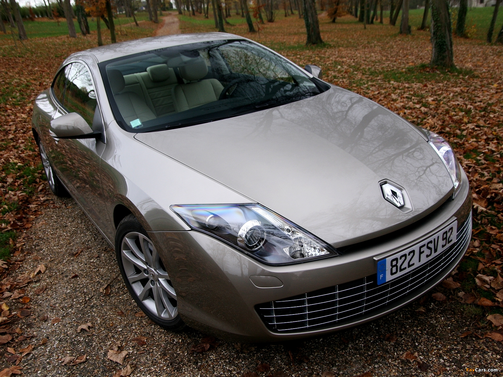 pictures of renault laguna coupe 2008 1600x1200. Black Bedroom Furniture Sets. Home Design Ideas