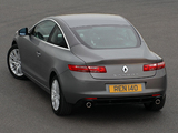 Pictures of Renault Laguna Coupe UK-spec 2008
