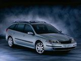 Renault Laguna Break 2001–05 photos