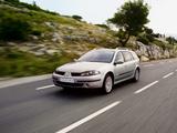 Renault Laguna Break 2005–07 images