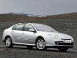 Renault Laguna Hatchback 2007–10 photos