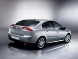 Renault Laguna Hatchback 2007–10 pictures