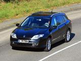 Renault Laguna Grandtour 2007–10 pictures