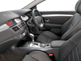 Renault Laguna Coupe ZA-spec 2010 images