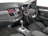 Renault Laguna Coupe ZA-spec 2010 pictures