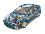 Renault Laguna Hatchback 1998–2000 wallpapers