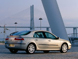 Renault Laguna Hatchback 2000–05 wallpapers