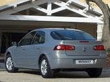 Renault Laguna Hatchback 2005–07 wallpapers