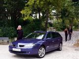 Renault Laguna Break 2005–07 wallpapers
