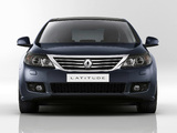 Photos of Renault Latitude 2010
