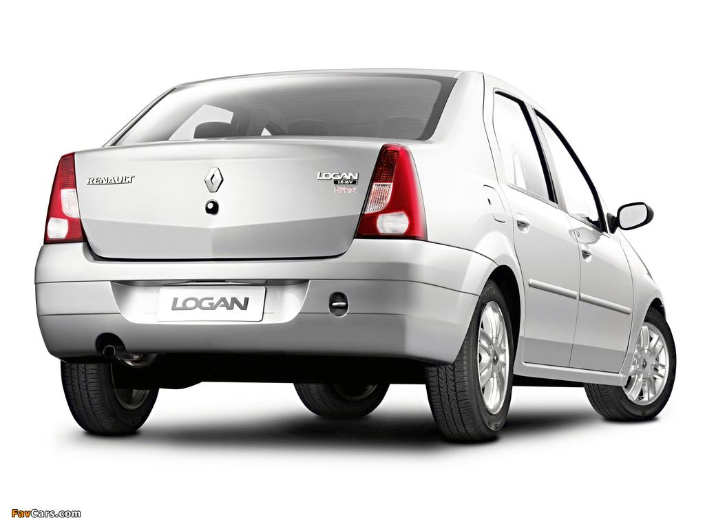 Images of Renault Logan BR-spec 2007–10 (1024 x 768)