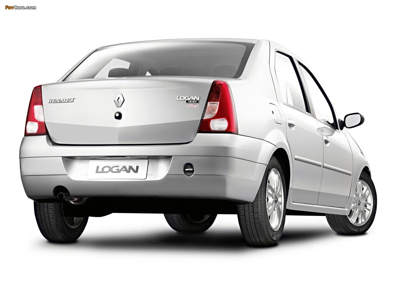 Images of Renault Logan BR-spec 2007–10 (1280 x 960)