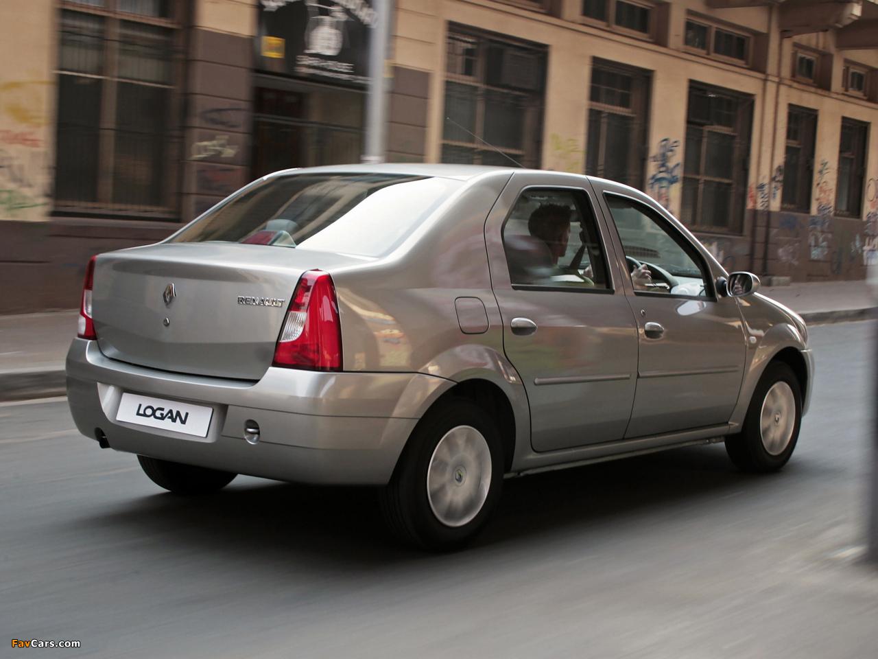 Images of Renault Logan ZA-spec 2008–12 (1280 x 960)