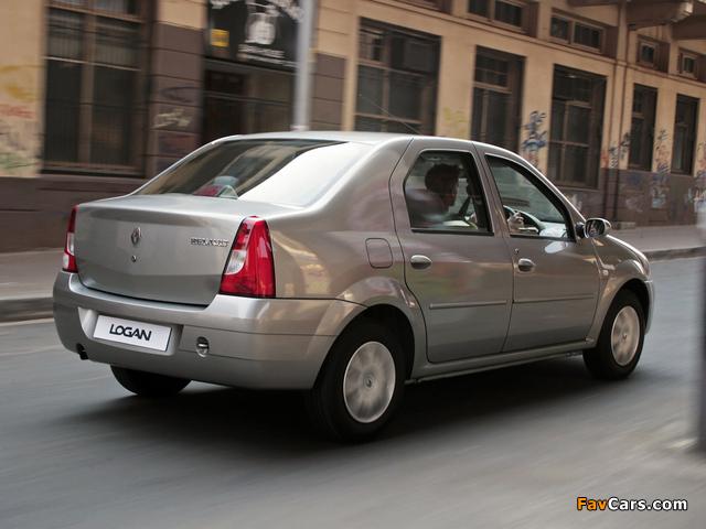 Images of Renault Logan ZA-spec 2008–12 (640 x 480)