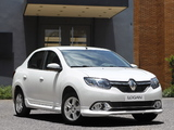 Images of Renault Logan Kit Sport BR-spec 2013