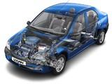Photos of Renault Logan 2004–09