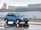Photos of Renault Logan 2009