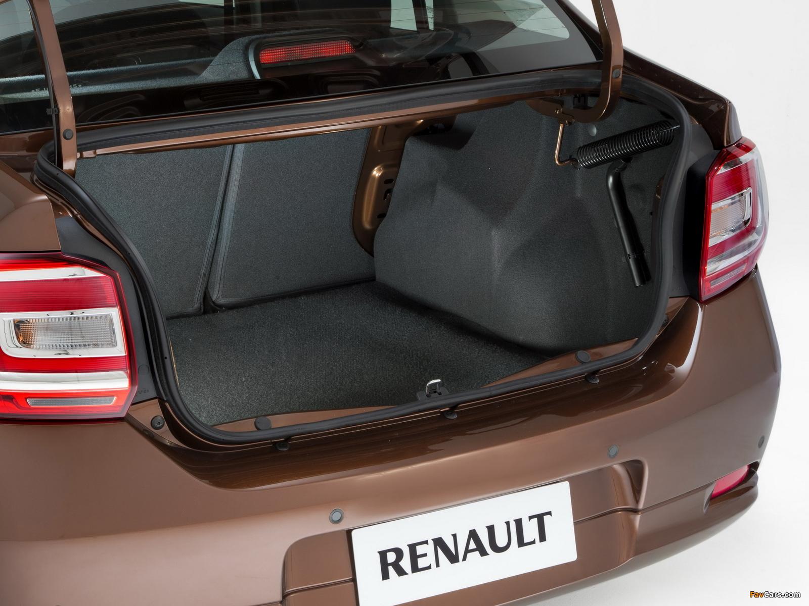 Photos of Renault Logan BR-spec 2013 (1600 x 1200)
