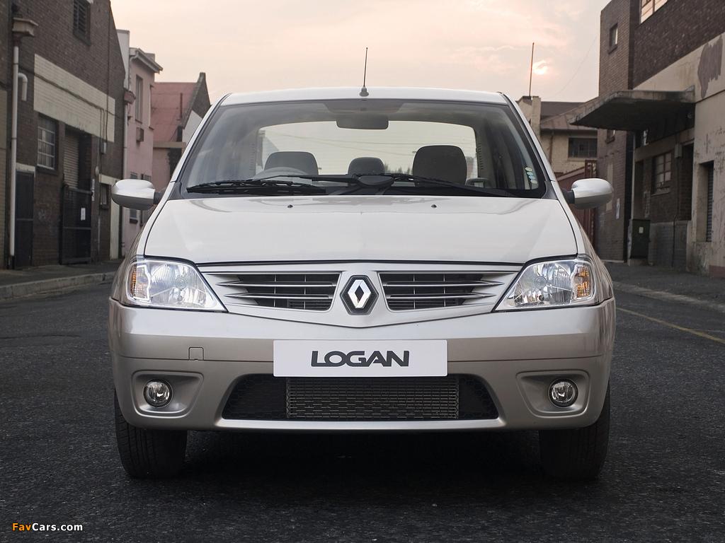 Pictures of Renault Logan ZA-spec 2008–12 (1024 x 768)