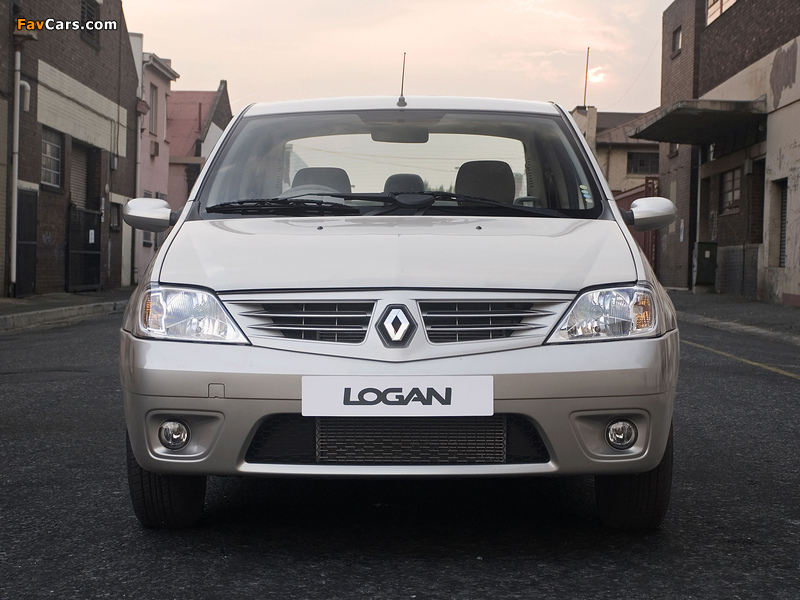 Pictures of Renault Logan ZA-spec 2008–12 (800 x 600)
