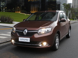 Pictures of Renault Logan BR-spec 2013