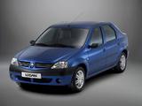 Renault Logan 2004–09 photos