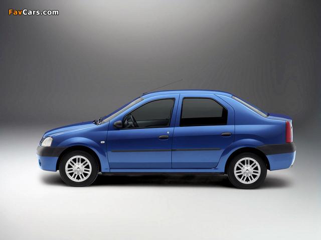 Renault Logan 2004–09 pictures (640 x 480)