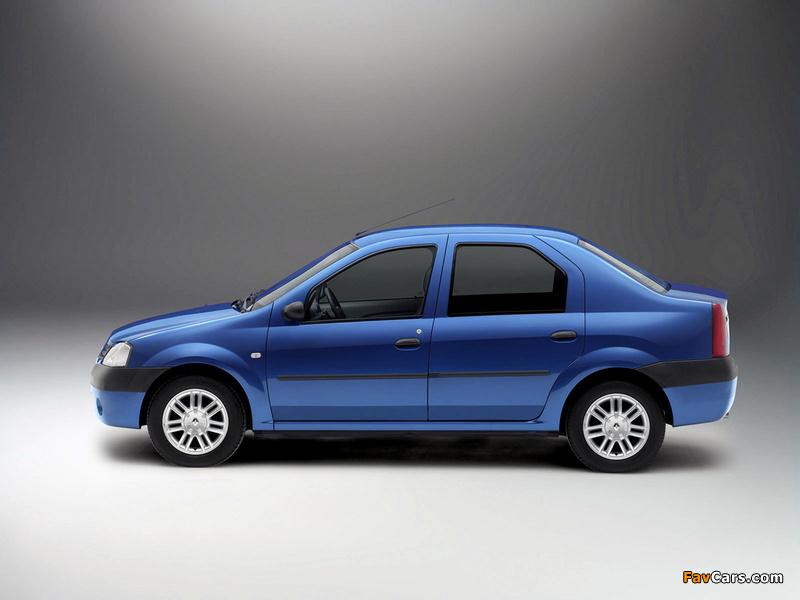 Renault Logan 2004–09 pictures (800 x 600)