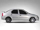 YUrolTyuning Renault Logan 2004–09 pictures