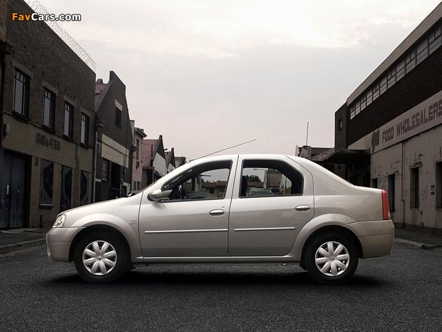 Renault Logan ZA-spec 2008–12 images (640 x 480)