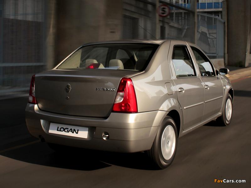 Renault Logan ZA-spec 2008–12 pictures (800 x 600)