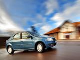 Renault Logan 2009 photos